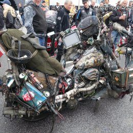2017 Harley Days Hamburg